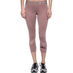 Adidas by Stella McCartney Mauve Cropped Leggings
